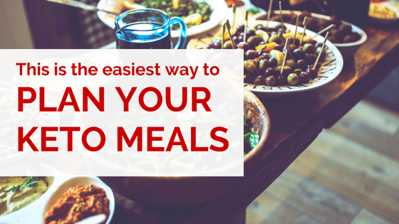 Now meal planning for the keto diet is easier than ever!