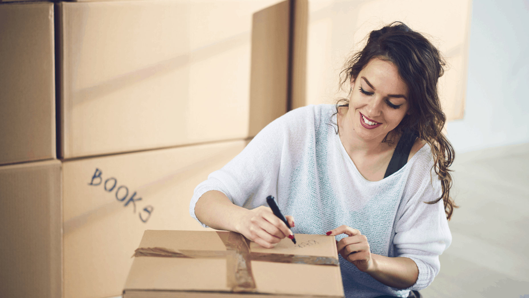 How To Make Packing And Moving Less Stressful