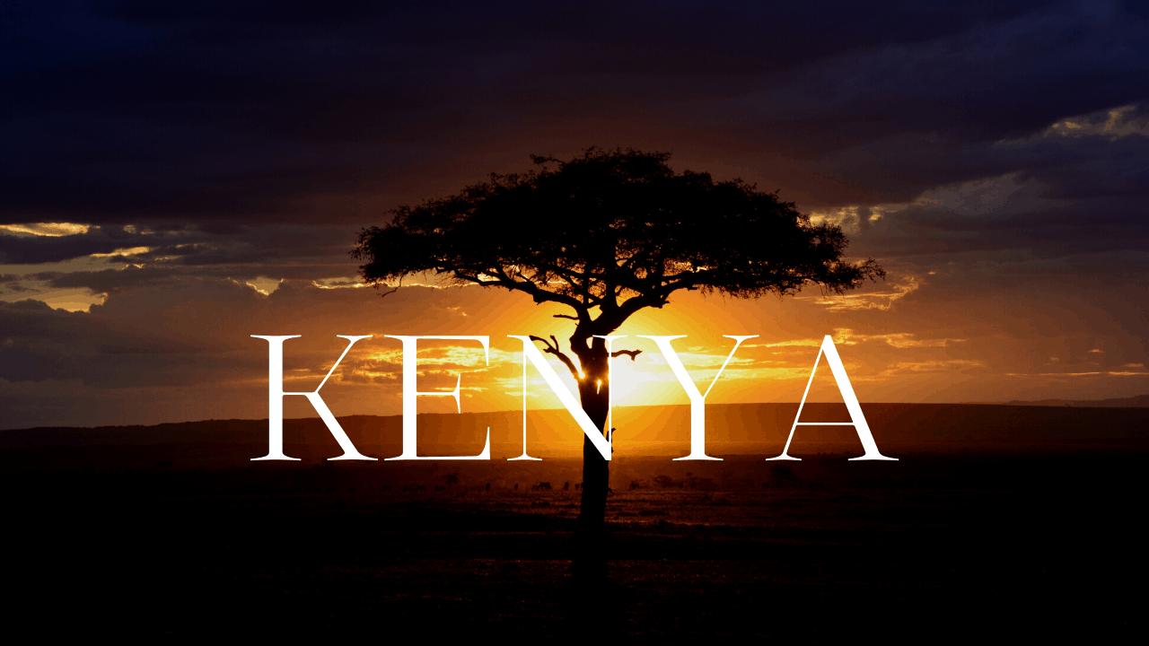 An expedition to Kenya's Maasai Mara